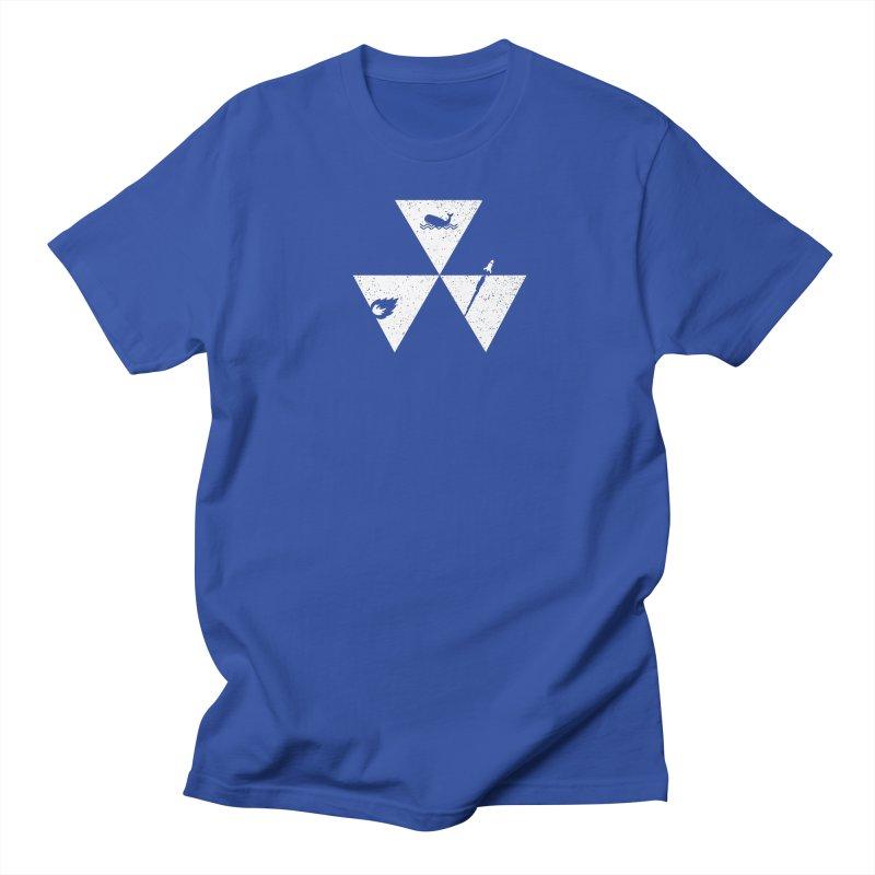 3 Elements Men's T-shirt by eikwox's Artist Shop