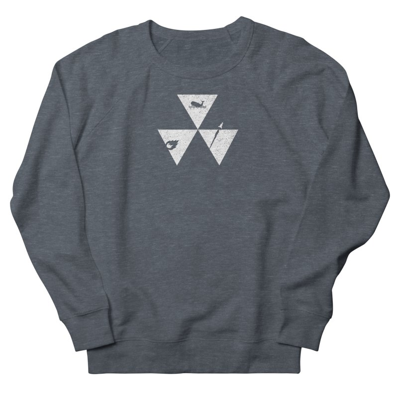 3 Elements Women's Sweatshirt by eikwox's Artist Shop