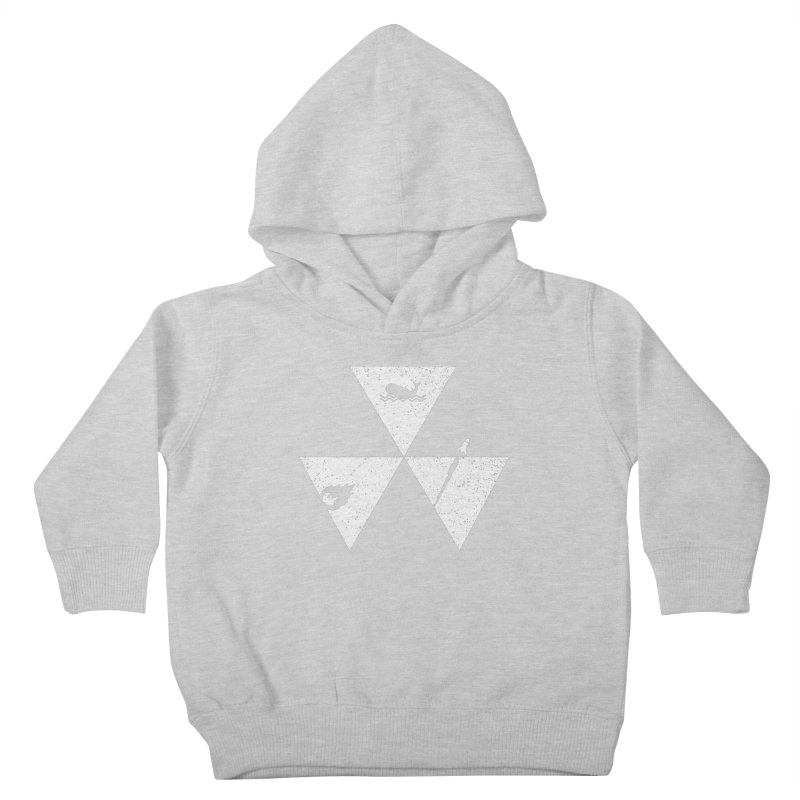 3 Elements Kids Toddler Pullover Hoody by eikwox's Artist Shop