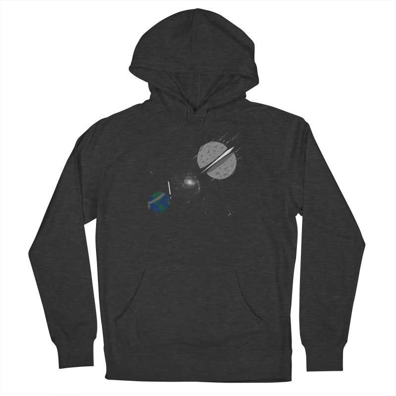 Asteroid Ninja Men's Pullover Hoody by eikwox's Artist Shop