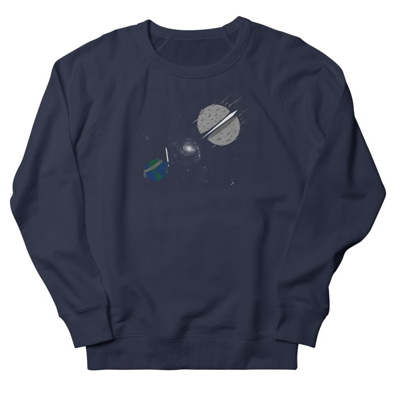 Asteroid Ninja Men's Sweatshirt by eikwox's Artist Shop