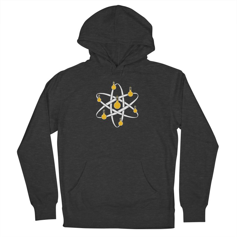 Atomic Tube Women's French Terry Pullover Hoody by eikwox's Artist Shop