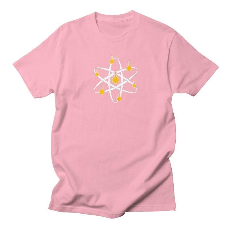Atomic Tube Men's T-Shirt by eikwox's Artist Shop