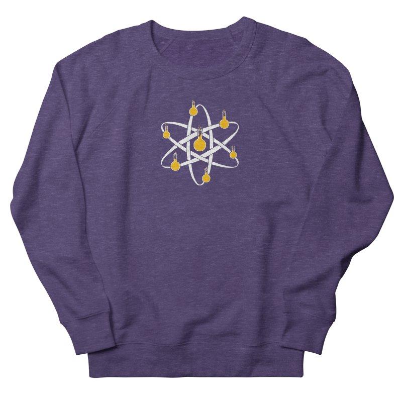 Atomic Tube Women's French Terry Sweatshirt by eikwox's Artist Shop