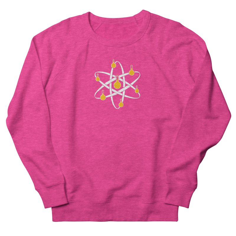 Atomic Tube Women's Sweatshirt by eikwox's Artist Shop