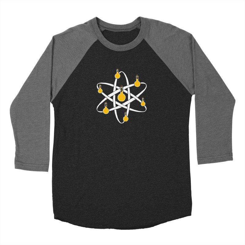 Atomic Tube Women's Baseball Triblend T-Shirt by eikwox's Artist Shop