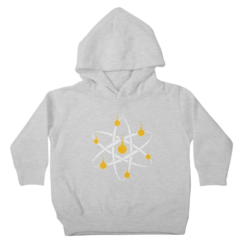 Atomic Tube Kids Toddler Pullover Hoody by eikwox's Artist Shop