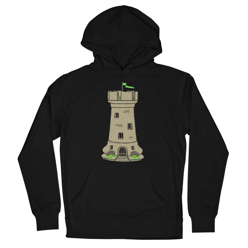 Bastion Women's French Terry Pullover Hoody by eikwox's Artist Shop
