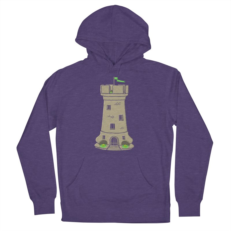 Bastion Men's Pullover Hoody by eikwox's Artist Shop