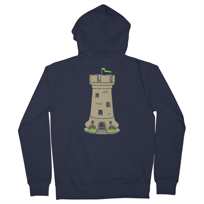 Bastion Women's Zip-Up Hoody by eikwox's Artist Shop