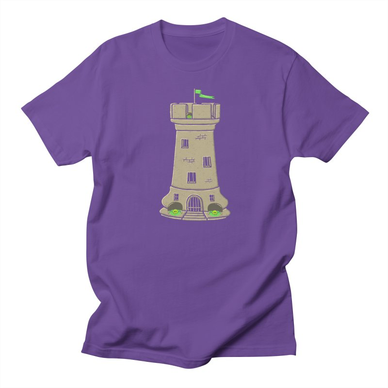 Bastion Men's T-Shirt by eikwox's Artist Shop
