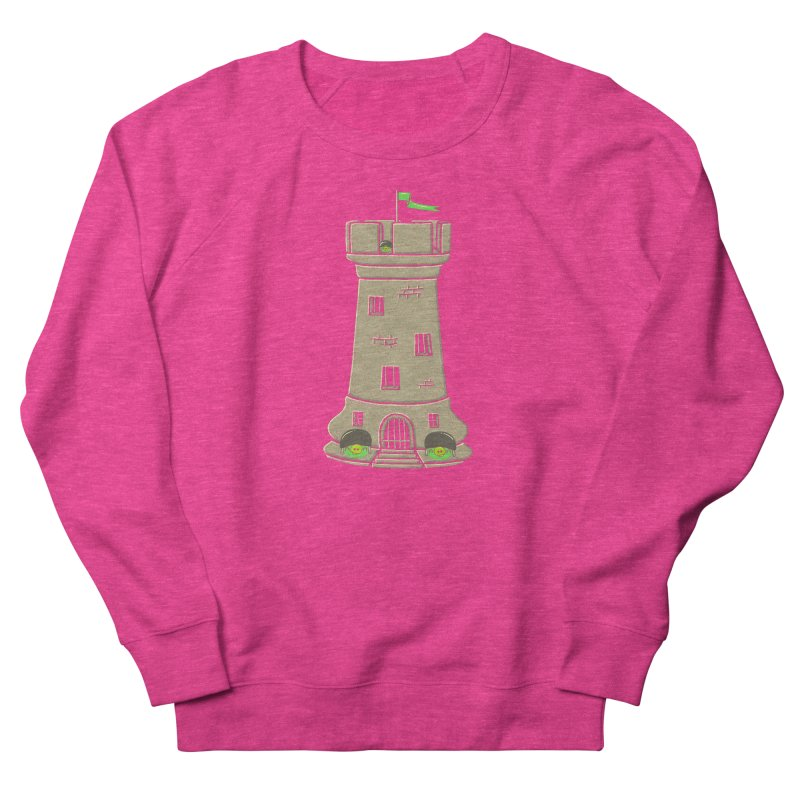 Bastion Women's French Terry Sweatshirt by eikwox's Artist Shop