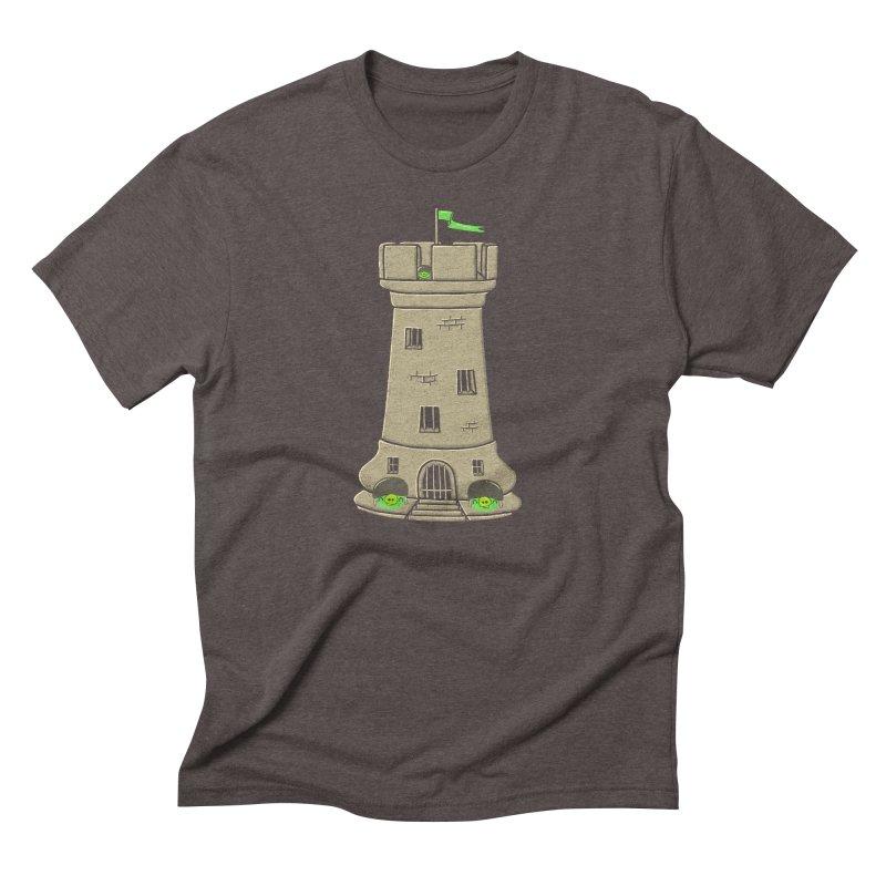 Bastion Men's Triblend T-shirt by eikwox's Artist Shop
