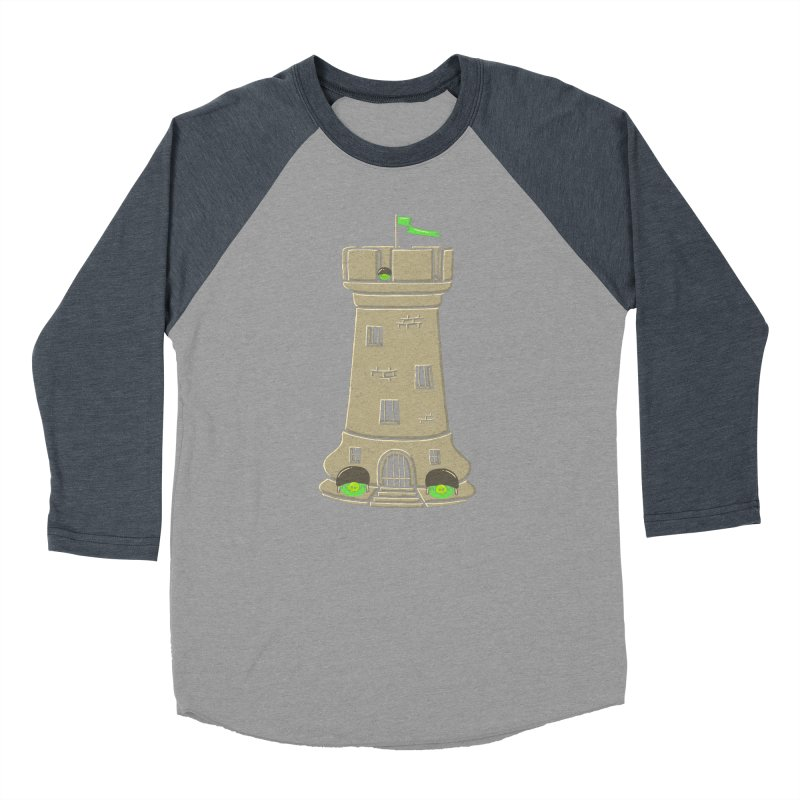 Bastion Women's Baseball Triblend Longsleeve T-Shirt by eikwox's Artist Shop