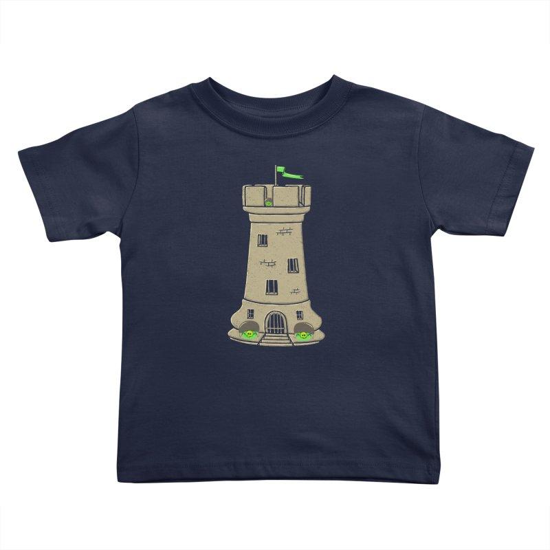 Bastion Kids Toddler T-Shirt by eikwox's Artist Shop