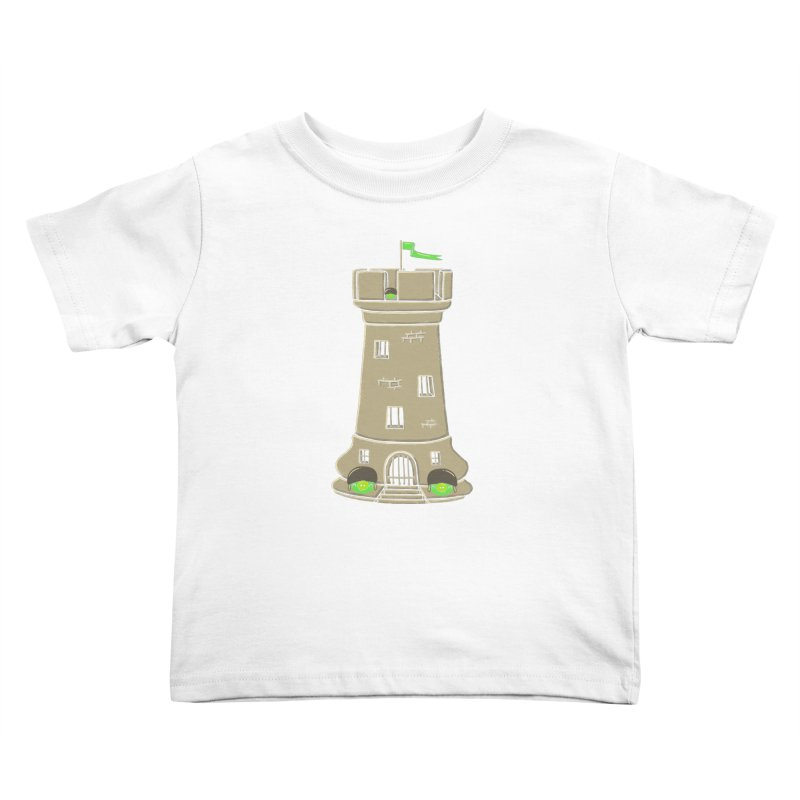 Bastion Kids Toddler T-Shirt by eikwox's Artist Shop