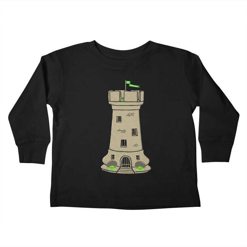 Bastion Kids Toddler Longsleeve T-Shirt by eikwox's Artist Shop