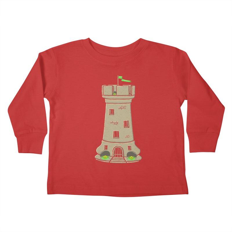 Bastion Kids Toddler Longsleeve T-Shirt by eikwox's Artist Shop