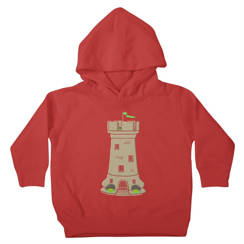 Bastion Kids Toddler Pullover Hoody by eikwox's Artist Shop