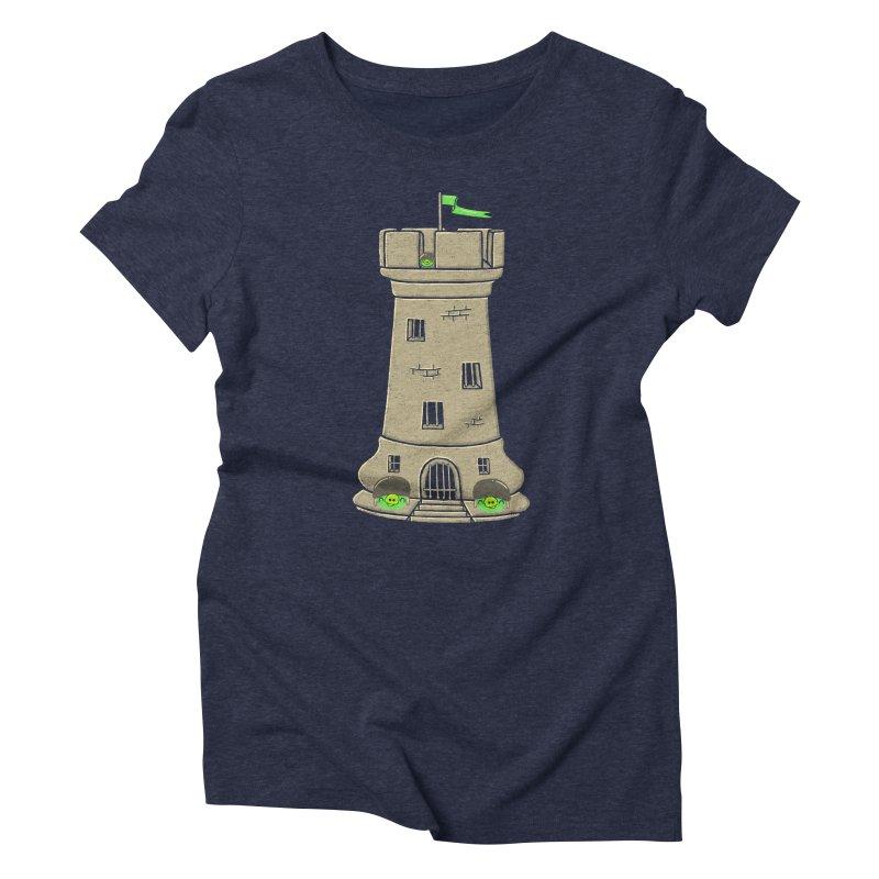 Bastion Women's Triblend T-shirt by eikwox's Artist Shop