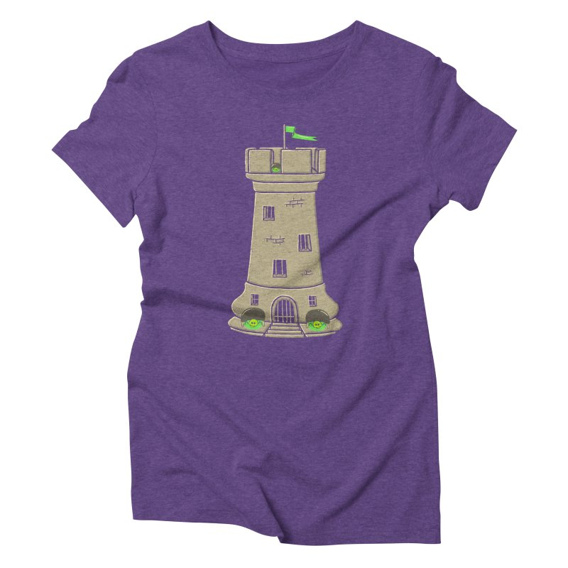 Bastion Women's Triblend T-shirt by eikwox's Artist Shop