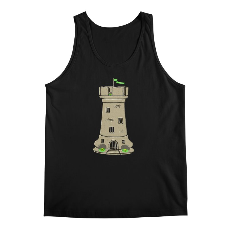 Bastion Men's Tank by eikwox's Artist Shop