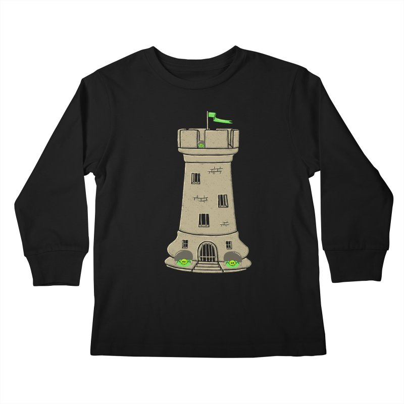 Bastion Kids Longsleeve T-Shirt by eikwox's Artist Shop
