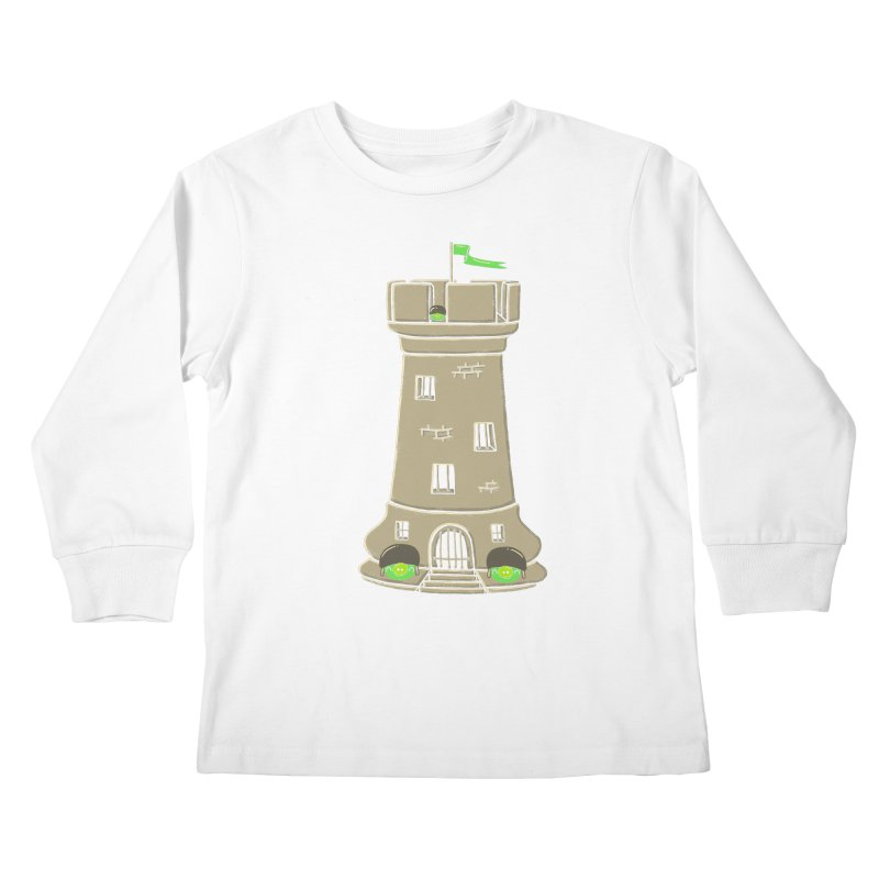 Bastion Kids Longsleeve T-Shirt by eikwox's Artist Shop