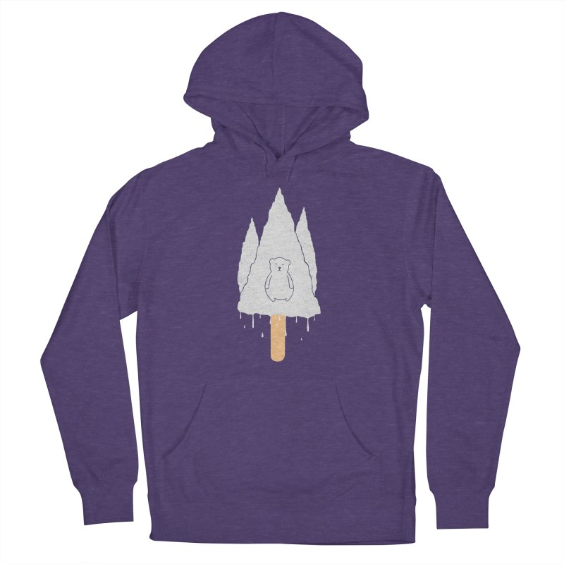 Tear Bear Women's French Terry Pullover Hoody by eikwox's Artist Shop
