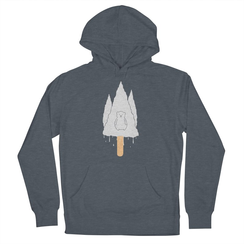 Tear Bear Men's Pullover Hoody by eikwox's Artist Shop