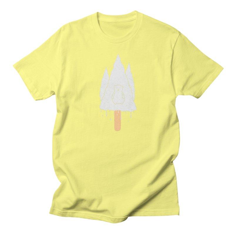 Tear Bear Men's T-Shirt by eikwox's Artist Shop