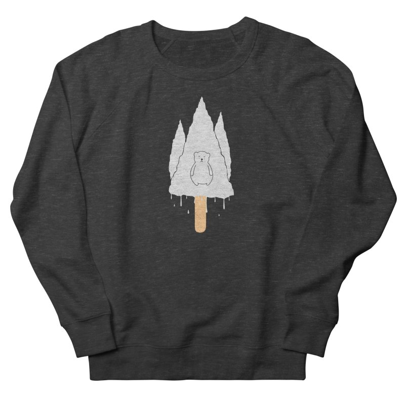 Tear Bear Women's French Terry Sweatshirt by eikwox's Artist Shop