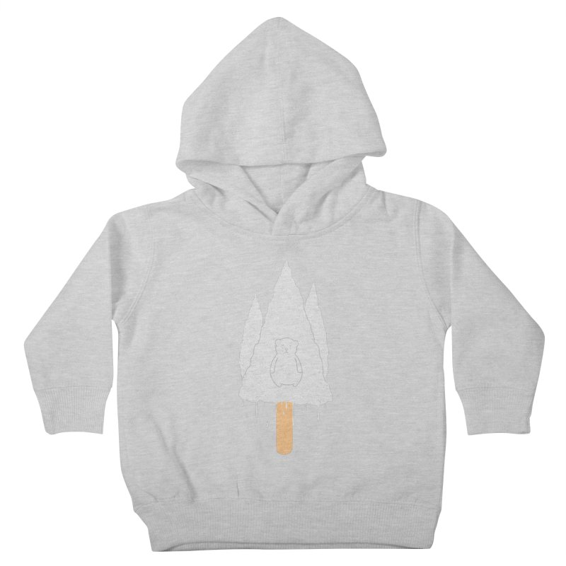 Tear Bear Kids Toddler Pullover Hoody by eikwox's Artist Shop