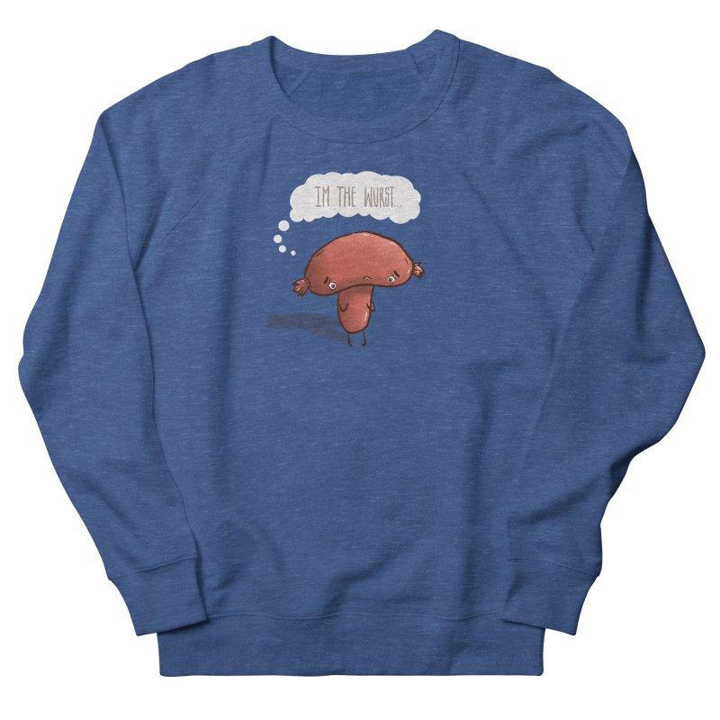 The Wurst Shirt Women's Sweatshirt by ejcrews's Artist Shop