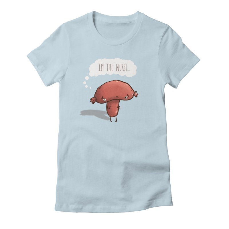 The Wurst Shirt   by ejcrews's Artist Shop