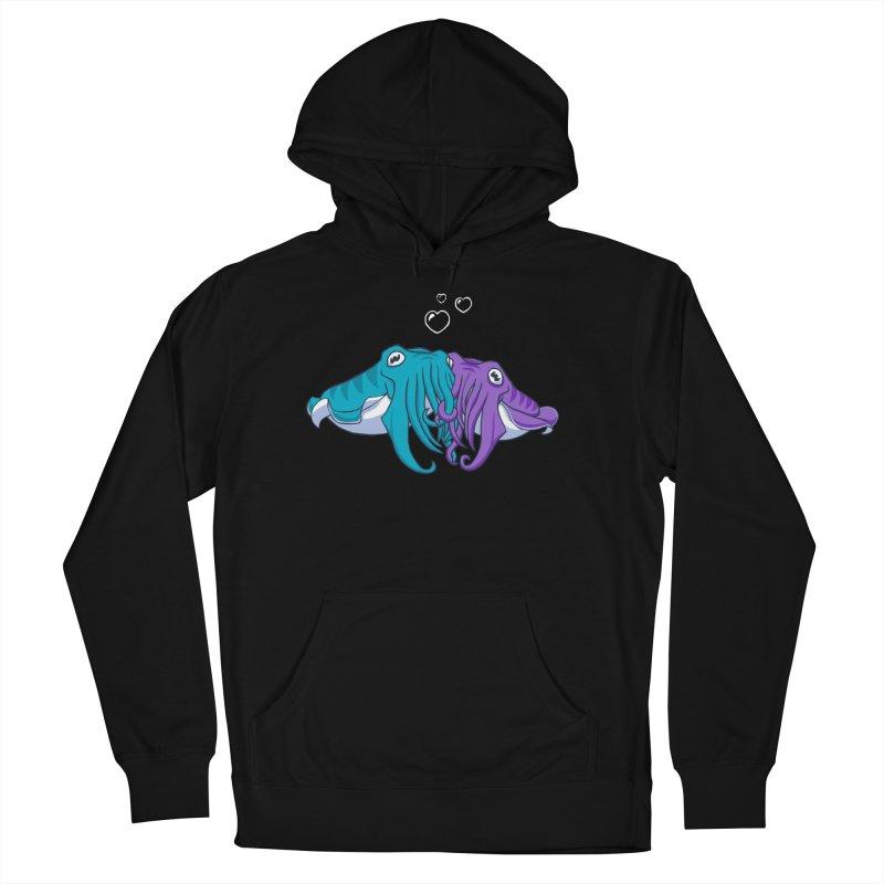 Cuddlefish Women's Pullover Hoody by Emily Kuznia's Artist Shop