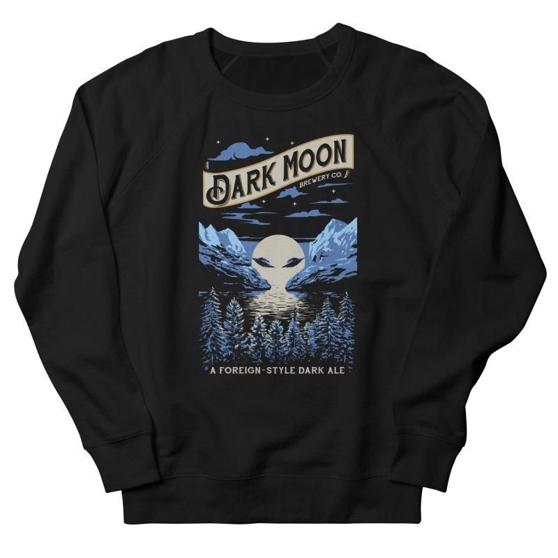 Dark Moon Women's Sweatshirt by elanharris's Artist Shop