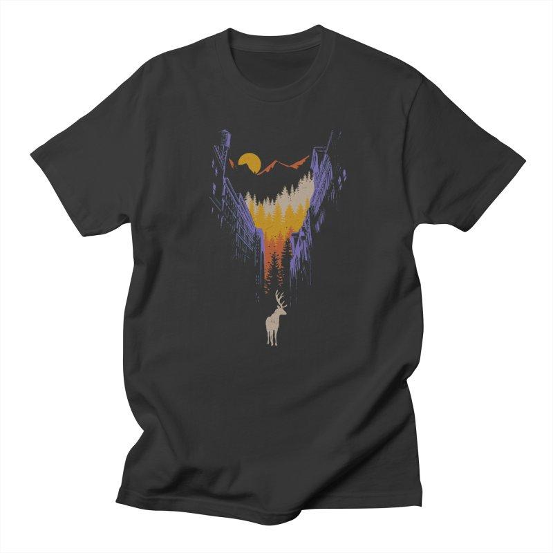 The Wanderer Men's T-Shirt by elanharris's Artist Shop