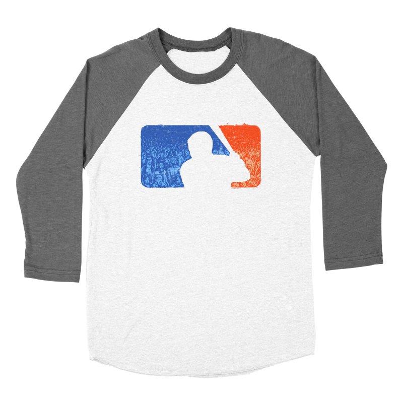 Major League Zombies Men's Baseball Triblend T-Shirt by elanharris's Artist Shop