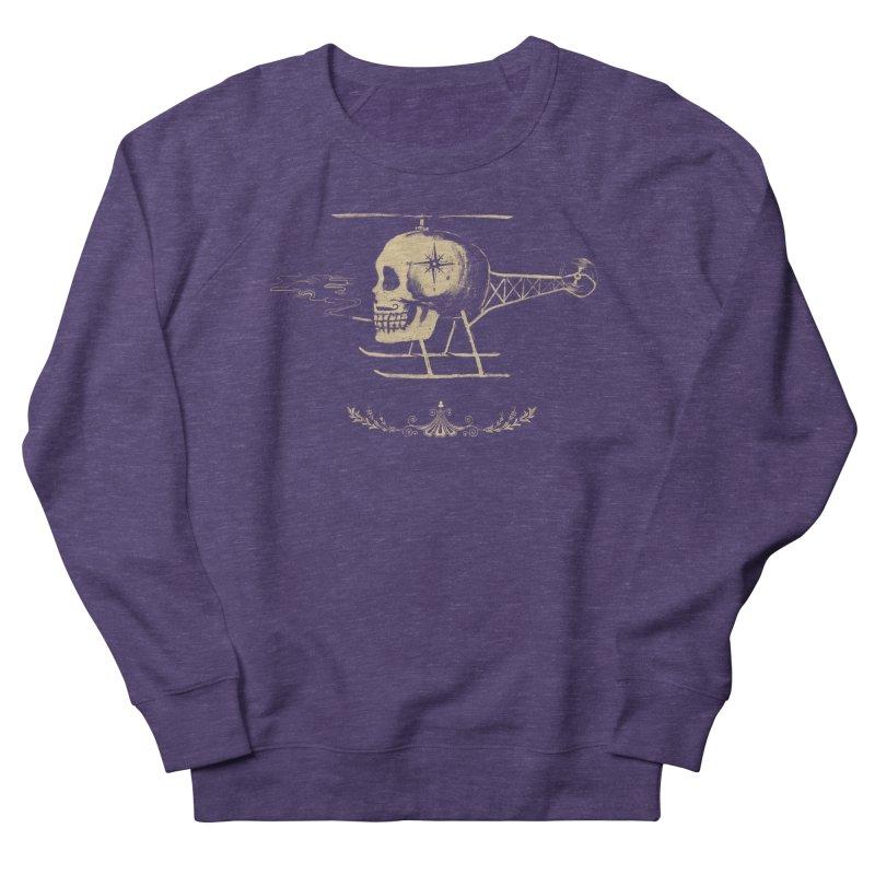 Skullicopter Women's Sweatshirt by elanharris's Artist Shop