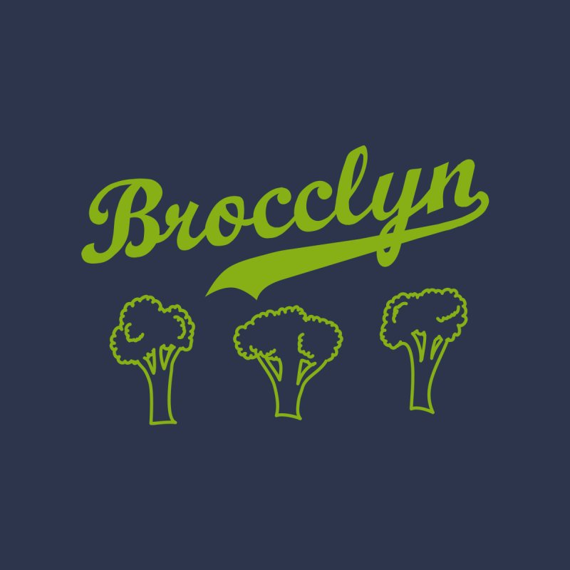 BROCCLYN by elanharris's Artist Shop