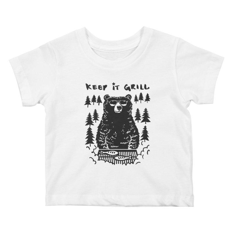 keep It Grill   by elanharris's Artist Shop