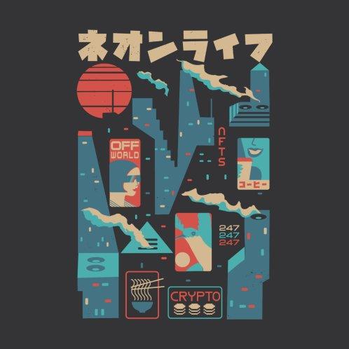Design for Neon City