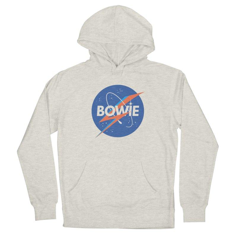 Bowie Men's Pullover Hoody by elanharris's Artist Shop