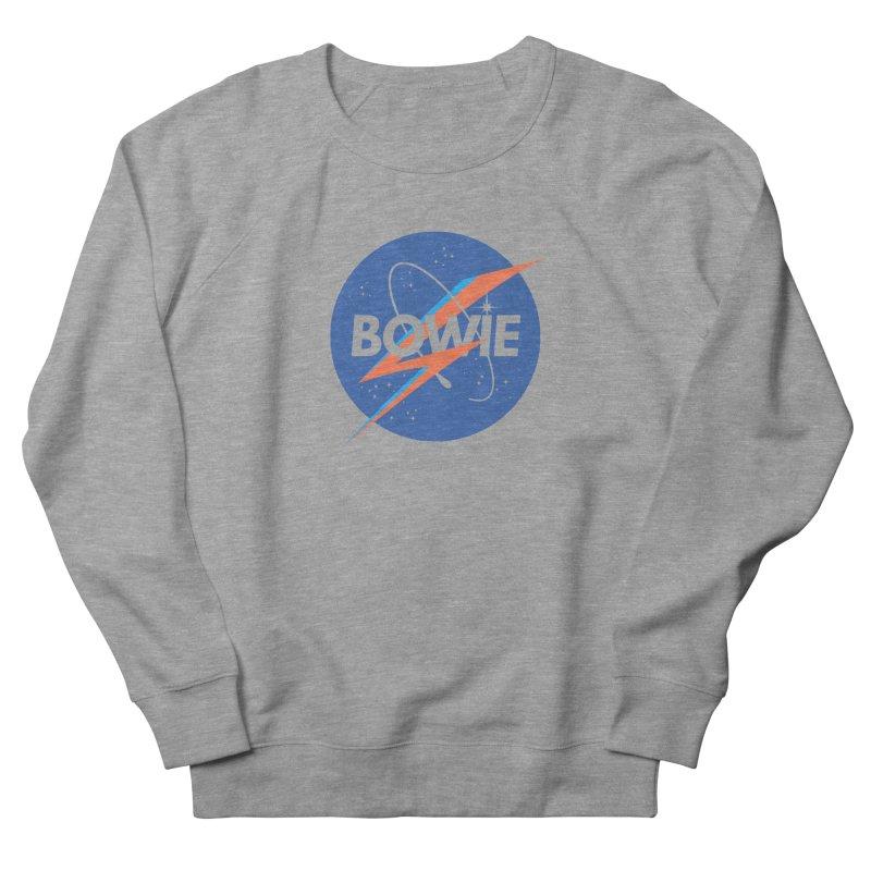 Bowie Men's Sweatshirt by elanharris's Artist Shop