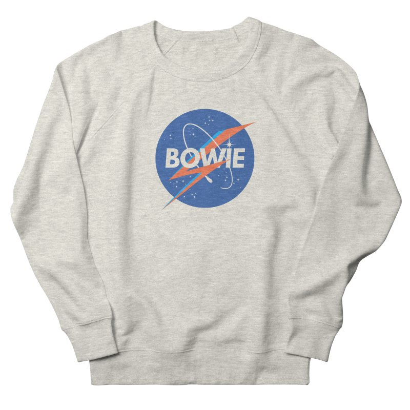 Bowie Men's Sweatshirt by elanharris's Artist Shop