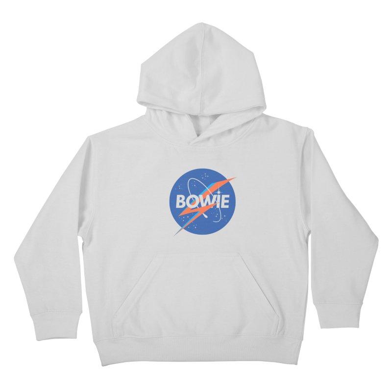 Bowie Kids Pullover Hoody by elanharris's Artist Shop