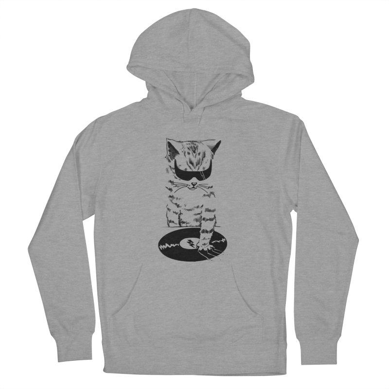 DJ Scratch Men's Pullover Hoody by elanharris's Artist Shop