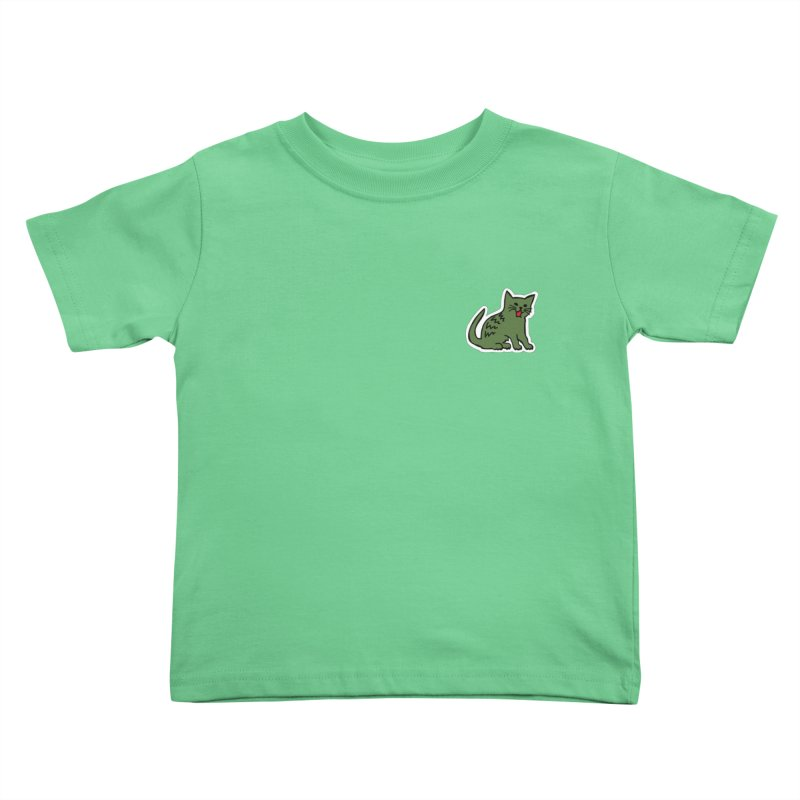 LACAT Kids Toddler T-Shirt by elanharris's Artist Shop