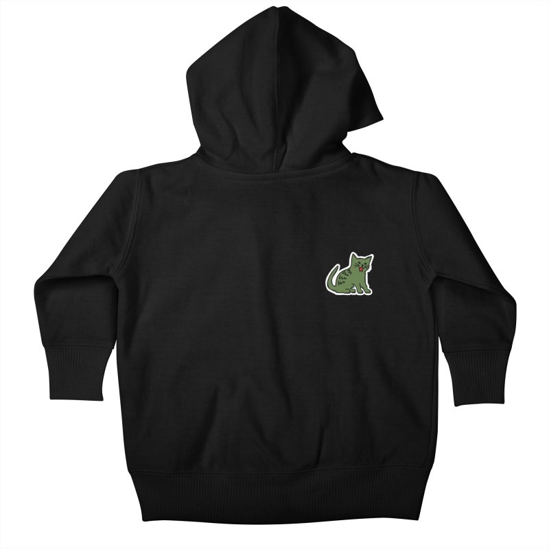 LACAT Kids Baby Zip-Up Hoody by elanharris's Artist Shop